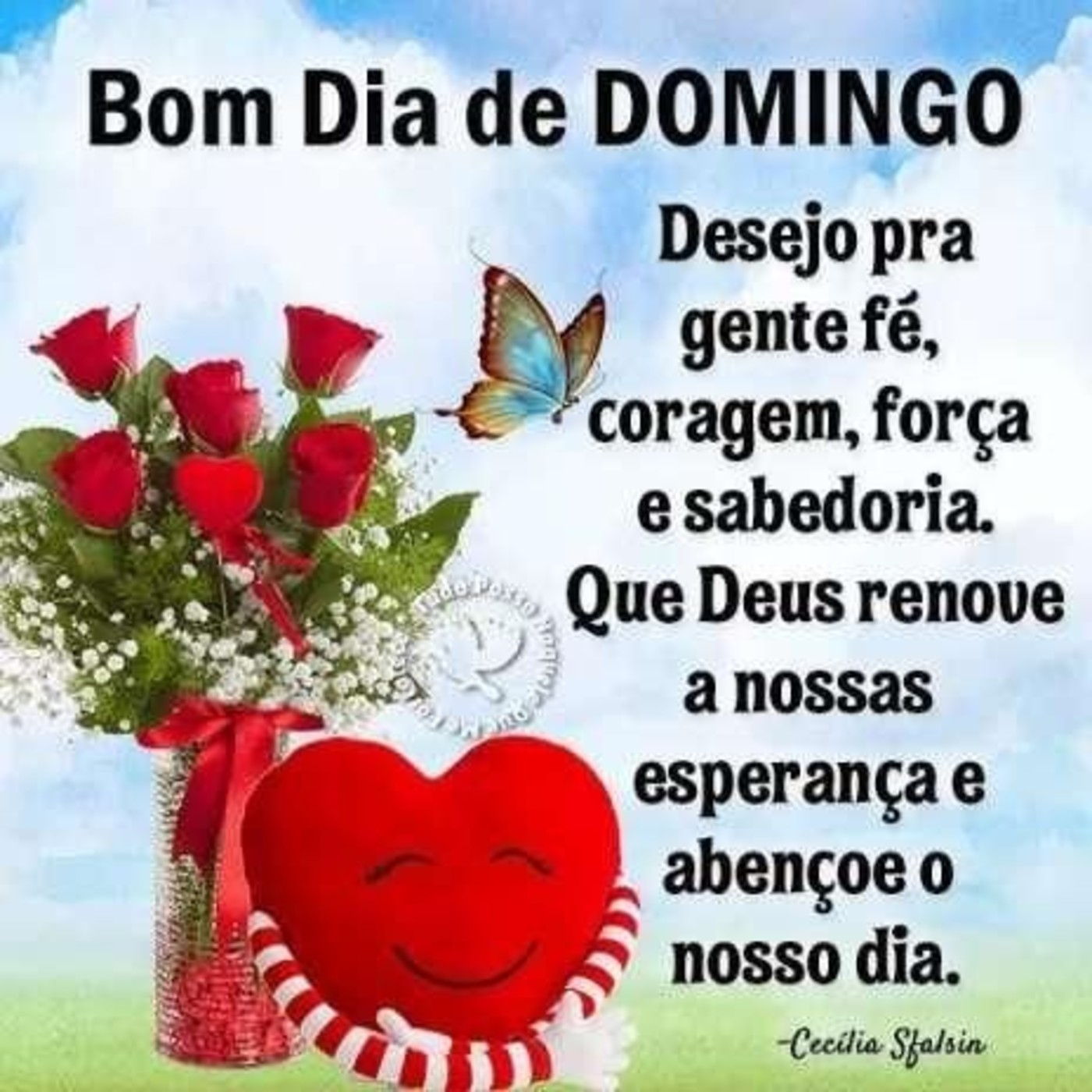 Bom domingo Imagens Facebook e Whatsapp 305