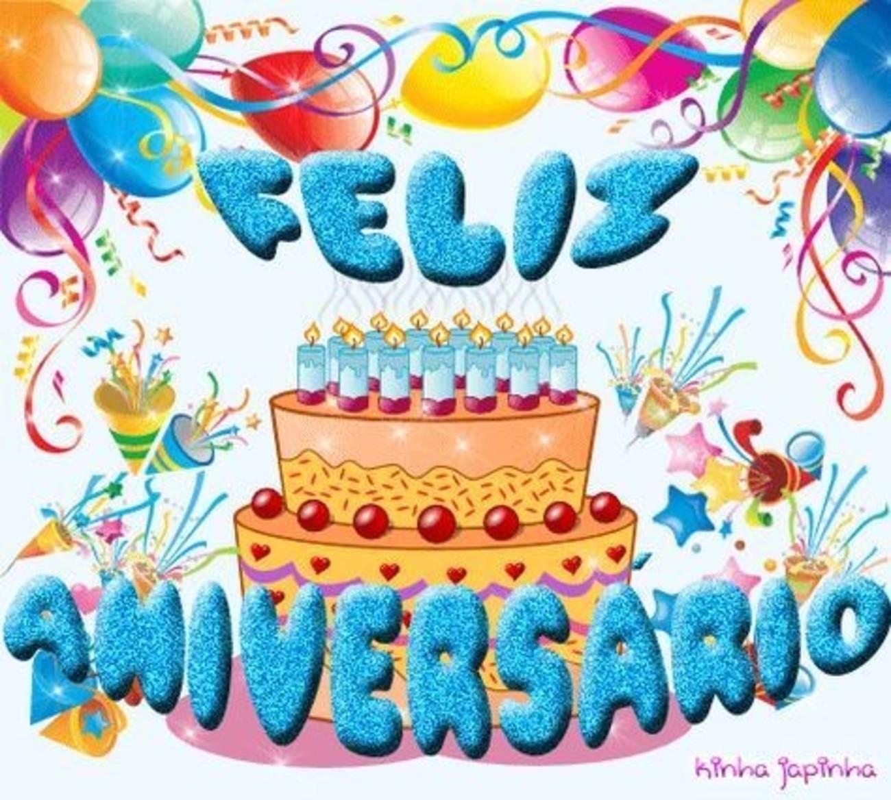Imagen de Feliz Aniversario para Facebook e Whatsapp Grupo Belas 82
