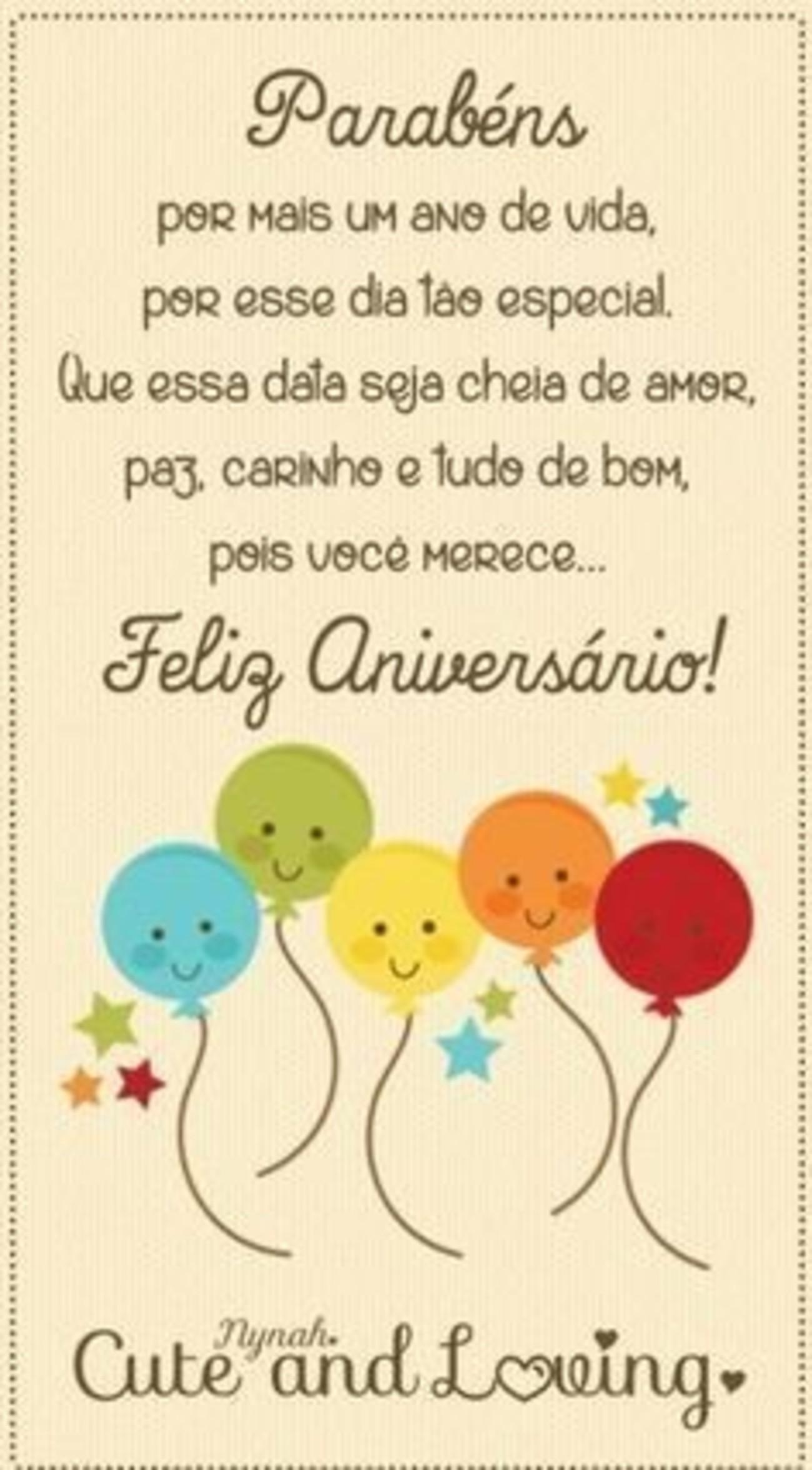 Imagen de Feliz Aniversario para Facebook e Whatsapp Grupo Belas 92