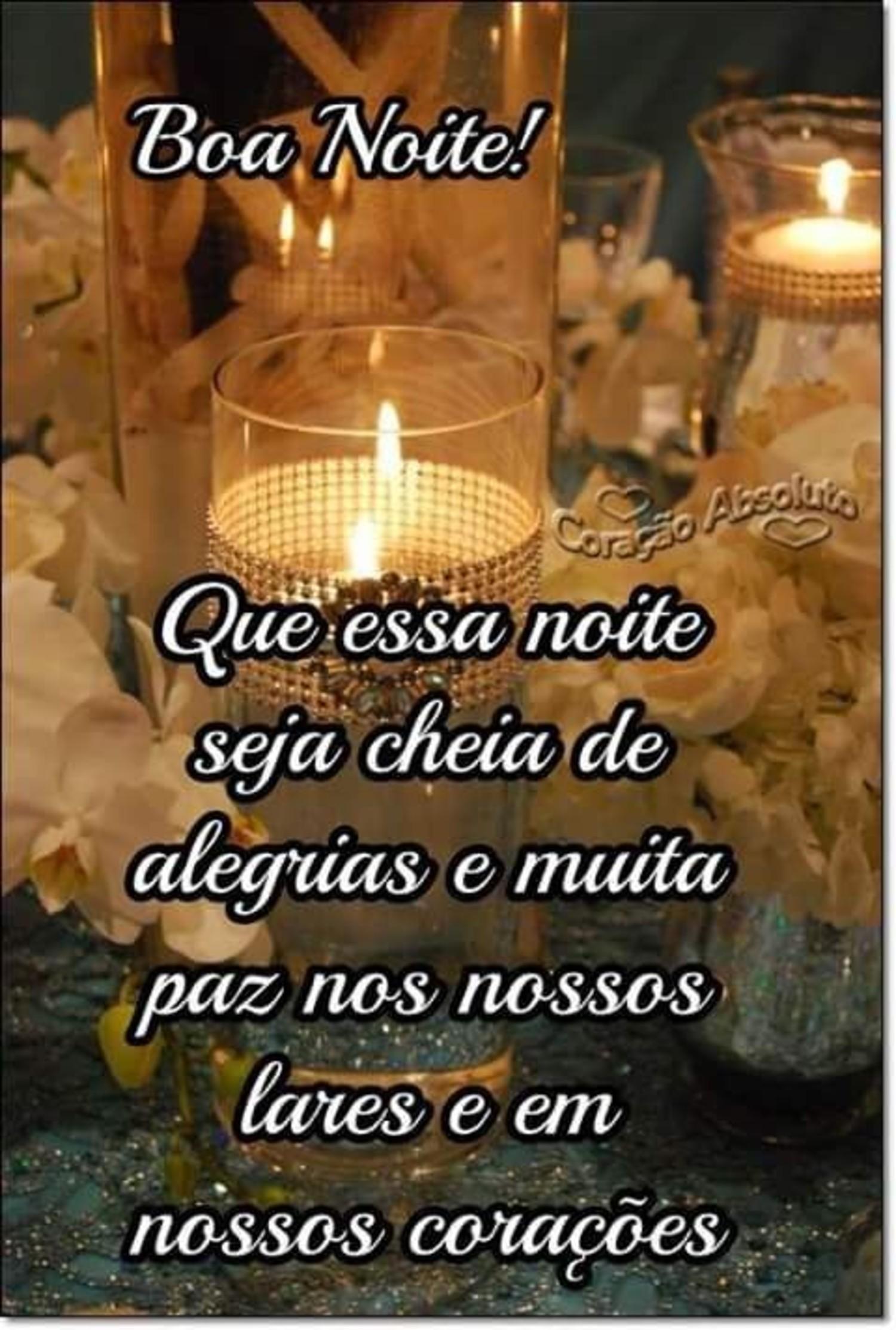 Mensagens Boa Noite especial 955